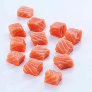 salmon cuts